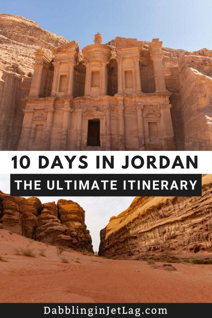 10 Days in Jordan Pinterest C