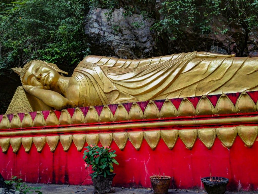 Buddha in Luang Prabang, Laos