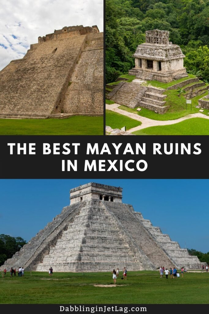 Best Mayan Ruins in Mexico Pinterest C