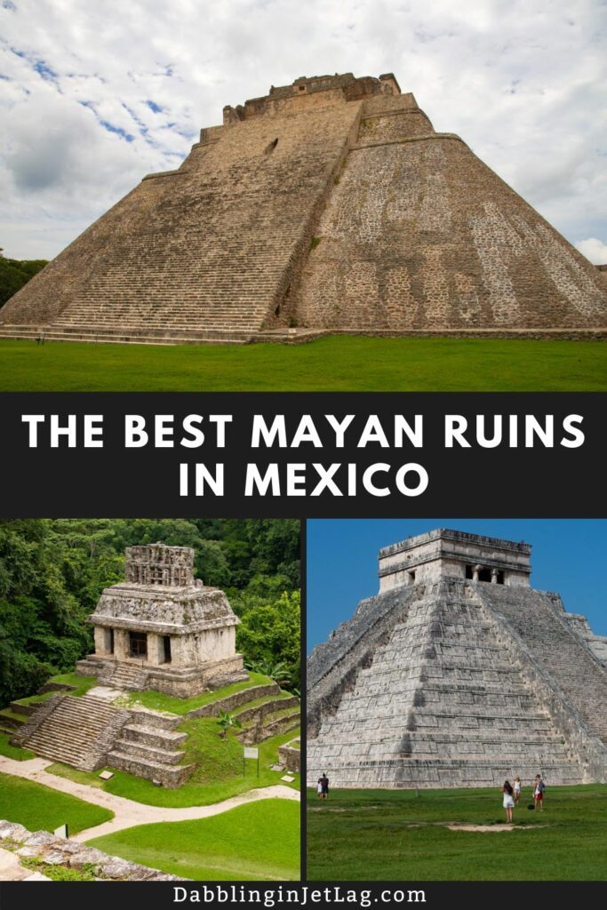 Best Mayan Ruins in Mexico Pinterest D