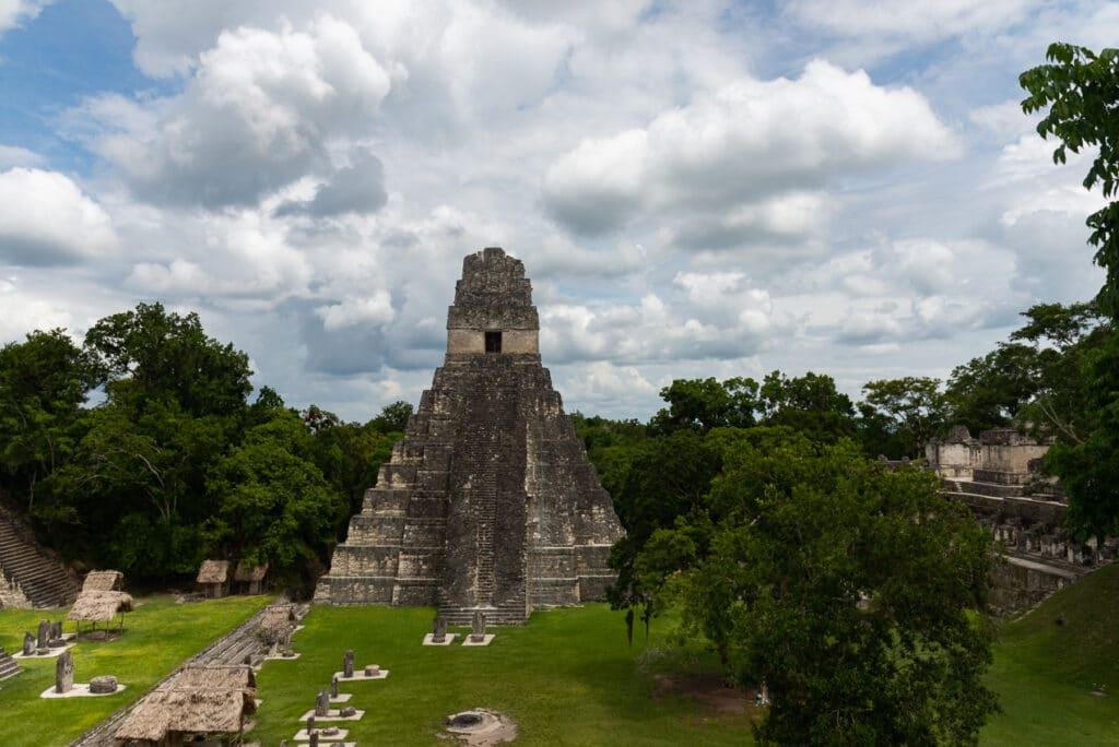 Visit Tikal Ruins