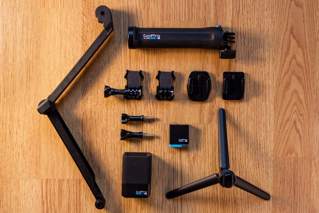GoPro Accessories Photography Gear