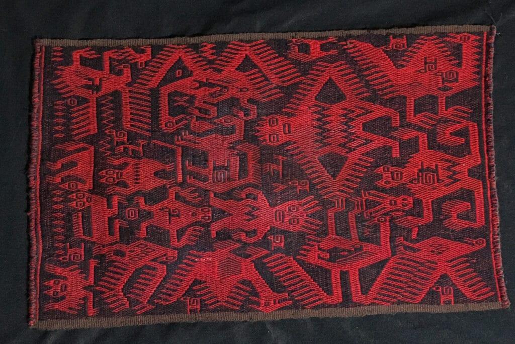 Admire the Handmade Textiles at Mercado Campesino