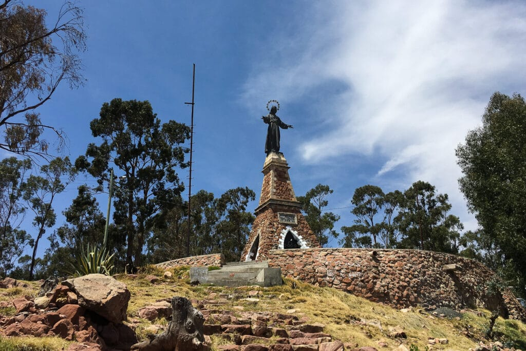 Hike to Cerro Churuquella