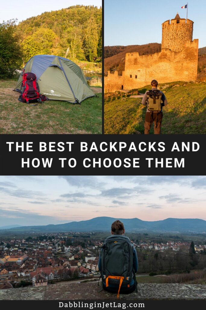 How to Choose a Backpack Pinterest A