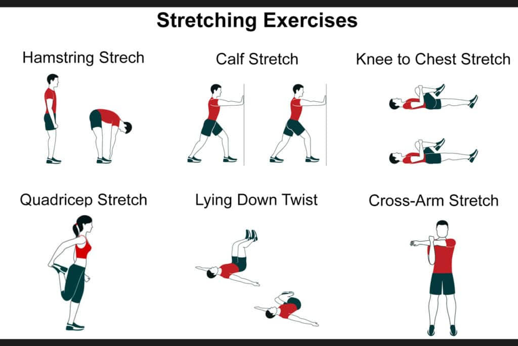 Best Stretching Exercises for Uphill Hiking