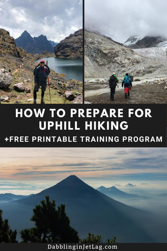 Which Exercise Helps Prepare for Uphill Hiking Pinterest D