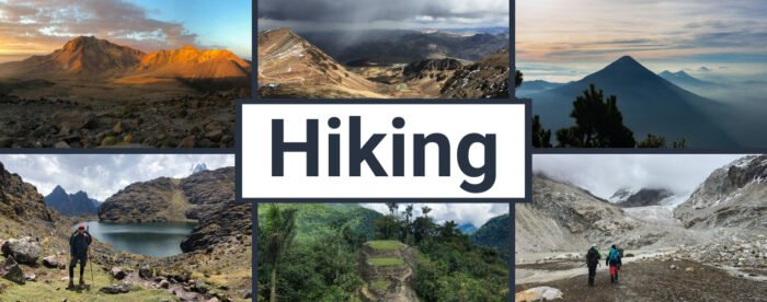Articles on Hiking
