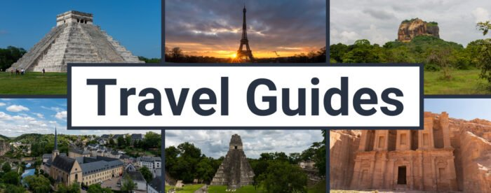 Travel Guides from Dabbling in Jet Lag